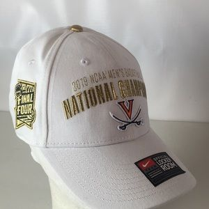 Virginia Cavaliers Hat 2019 NCAA Basketball Champs